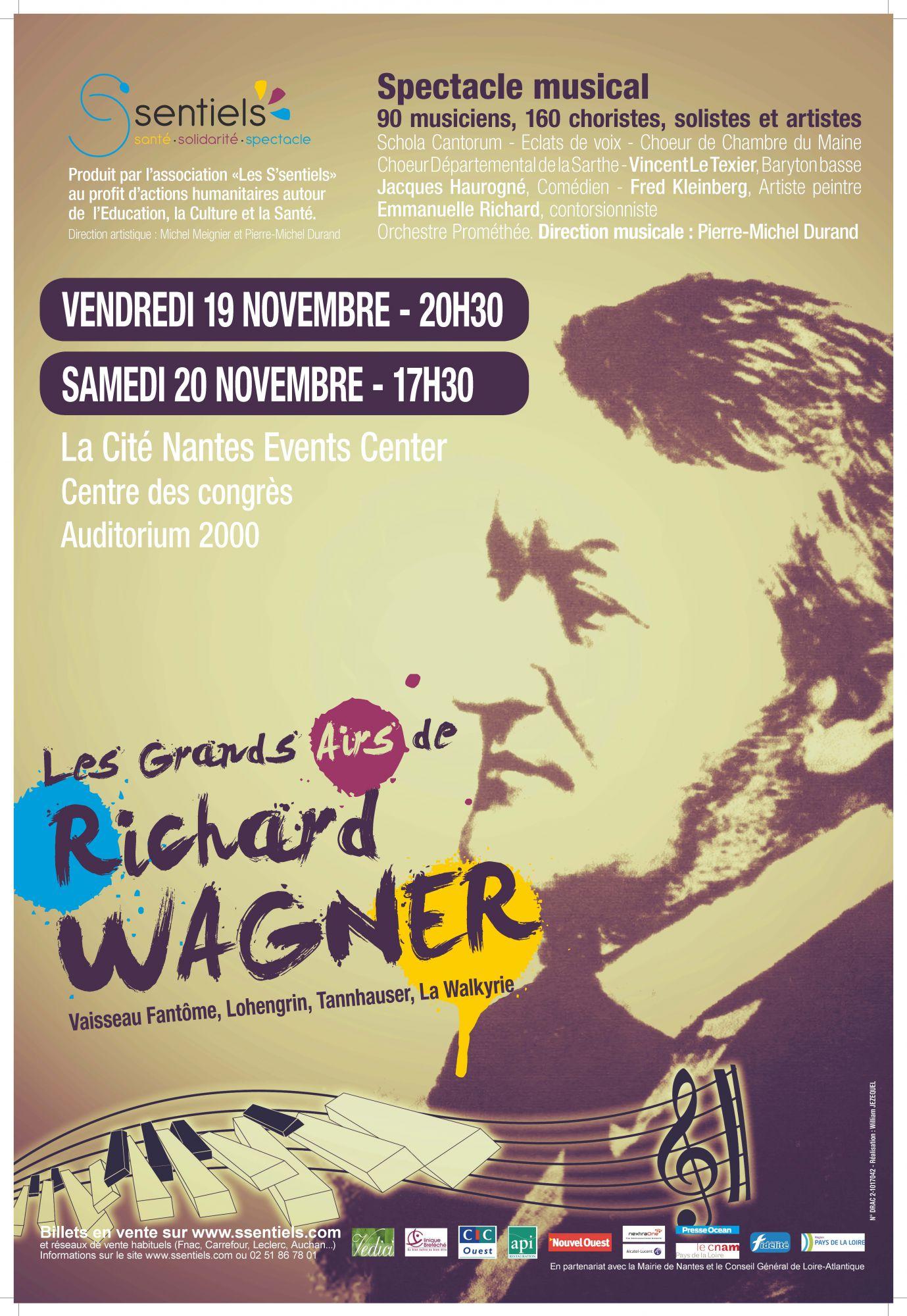 Les grands airs de Wagner 2010